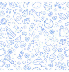 seamless background texture backdrop pattern vector image vector image