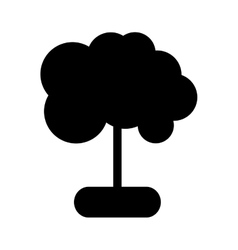 Tree pictogram icon image vector