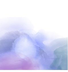 Abstract watercolour texture vector
