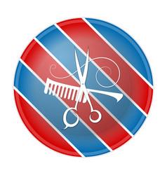 Barbers shop symbol vector