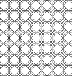 Geometric simple seamless pattern in east style vector