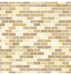 Background wall of bricks eps 10 vector