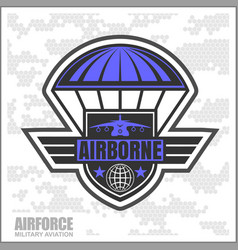 National airborne day vector