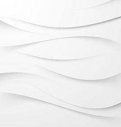 Modern abstract shadow lines wave wallpaper vector
