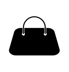 woman bag vector image vector image