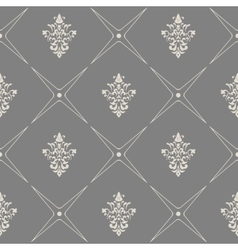 Baroque modern wallpaper vector image vector image