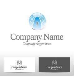 Realty logo design vector