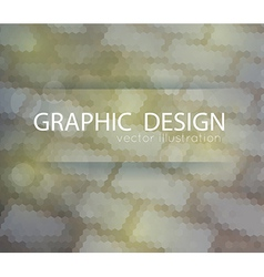 abstract background tiles vector image