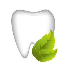 Dental healthcare treatment icon vector