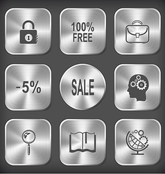 Closed lock 100 free briefcase -5 sale human brain vector