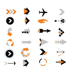 Arrows vector