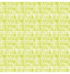 Greenish striped metaball seamless pattern vector image vector image