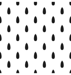 Zucchini pattern simple style vector image vector image