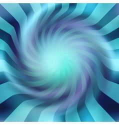 Blue background spiral vector