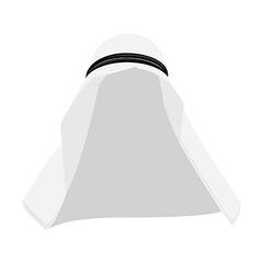 Arabic hat vector