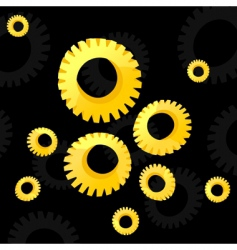 Gear wheel2 vector