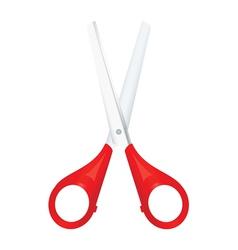 scissors2 vector image