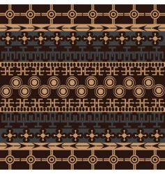 traditional ornaments vector image