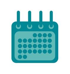 Calendar date event vector