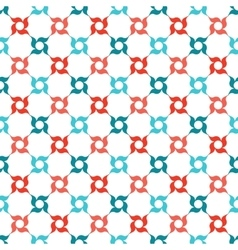 Arabesque trellis pattern vector