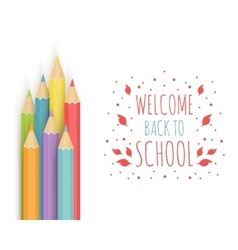 The school background vector image vector image