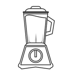 Blender appliance juice design vector