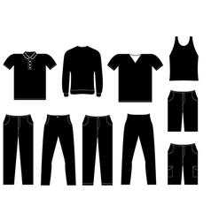 Cloth vector