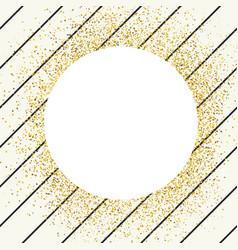 Invitation card design template diagonall thin vector