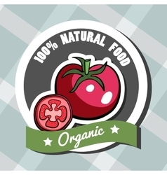 Natural Food 9 vector image