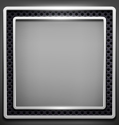 Square frame stock vector
