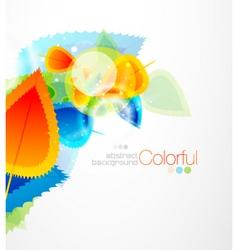 Colorful seasons vector