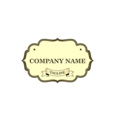 Bakery-Label-380x400 vector image vector image