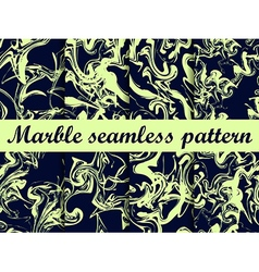 Marble seamless pattern vector image vector image