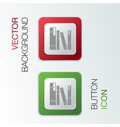 Spines of books vector