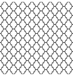 Islamic style seamless pattern vector image