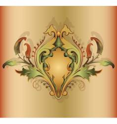 fall theme vector image