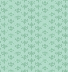 Mint green background vector