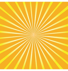 background rays vector image vector image