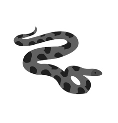 Pet snake vector