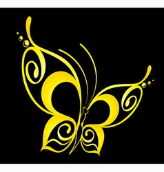 Butterfly vector