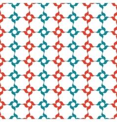 Arabesque Trellis Pattern vector image