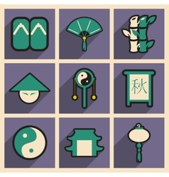 Chinese calligraphy 2016 chinese seal translation vector