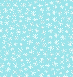 Snow pattern vector