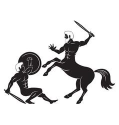 Centaur vector