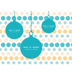 Texture circles stripes abstract christmas vector