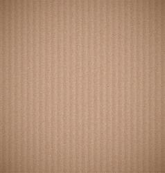 Texture of cardboard Stock vector image vector image