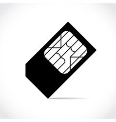 Sim cards vector