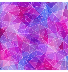 Colorful diamond texture abstract background vector