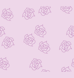 Background texture rose vector