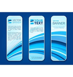 Header or banner set vector
